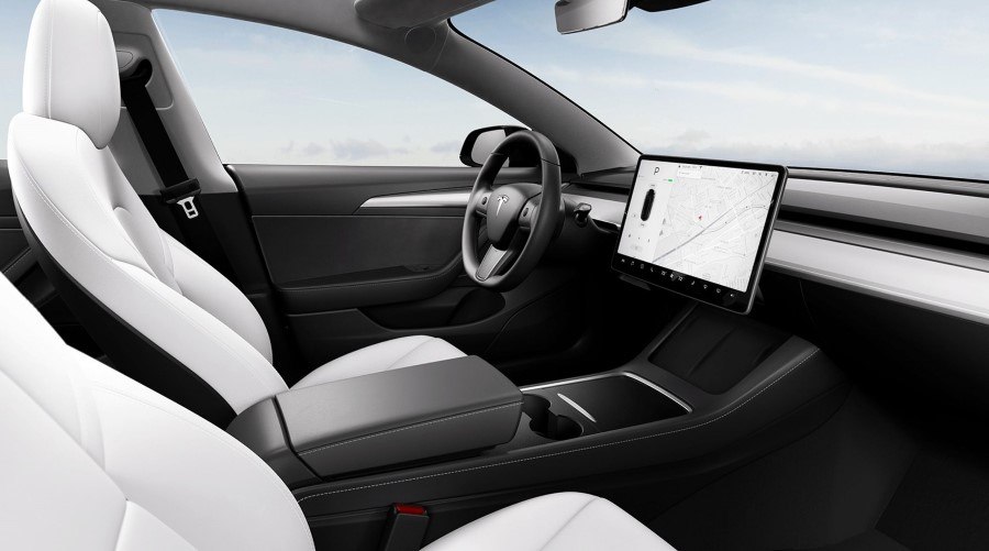 Tesla Model 3 beltere